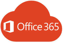 Office 365 Cloud Icon